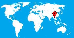 kaart khao lak thailand