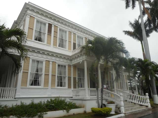 Het Devon House in Kingston